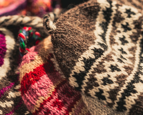Alpaka Mütze von Hansafarm